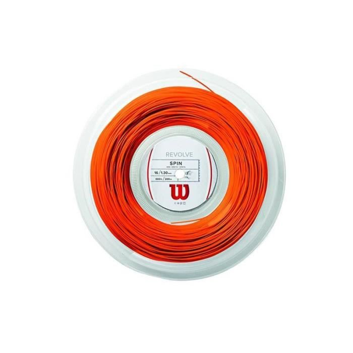 Bobine WILSON Revolve OR Orange 16 / 1.30mm (200m) 1,30