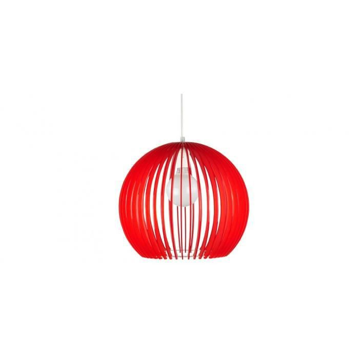 Suspension boule achat vente suspension boule acrylique cdiscount - Lampe suspension boule ...