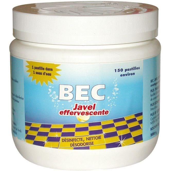 EAU DE JAVEL Javel bec effervescente - x150