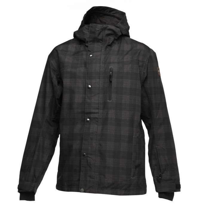 quiksilver veste de ski iron achat vente blouson manteau quiksilver veste de ski iron. Black Bedroom Furniture Sets. Home Design Ideas