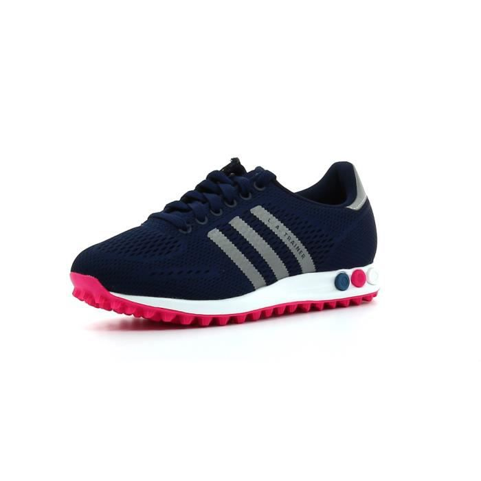 BASKET Baskets basses Adidas Originals LA Trainer EM W