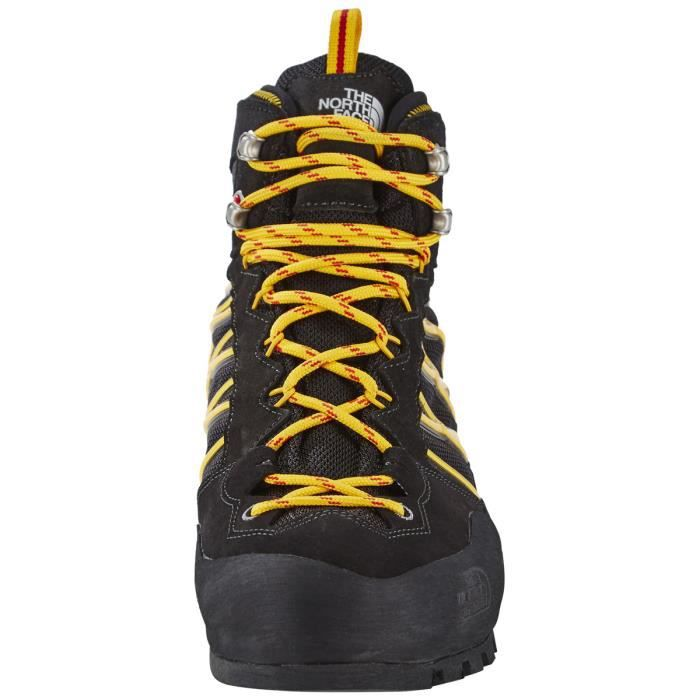 The North Face Chaussures d'alpinisme Verto S3K GTX Homme tnf black/tnf yellow