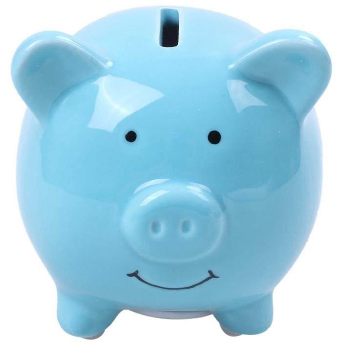 YOIL Decor Tirelire Tirelire Bo/îtes Cadeau Boutique Euro M/étal Cylindre Tirelire Premium Tinplate Argent Banque Cadeau Enfant Section D