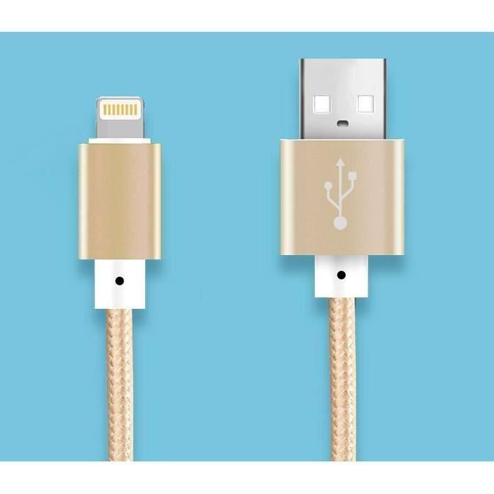 cables usb chargeur iphone 6 5s 5c 5 achat c ble t l phone pas cher avis et meilleur prix. Black Bedroom Furniture Sets. Home Design Ideas