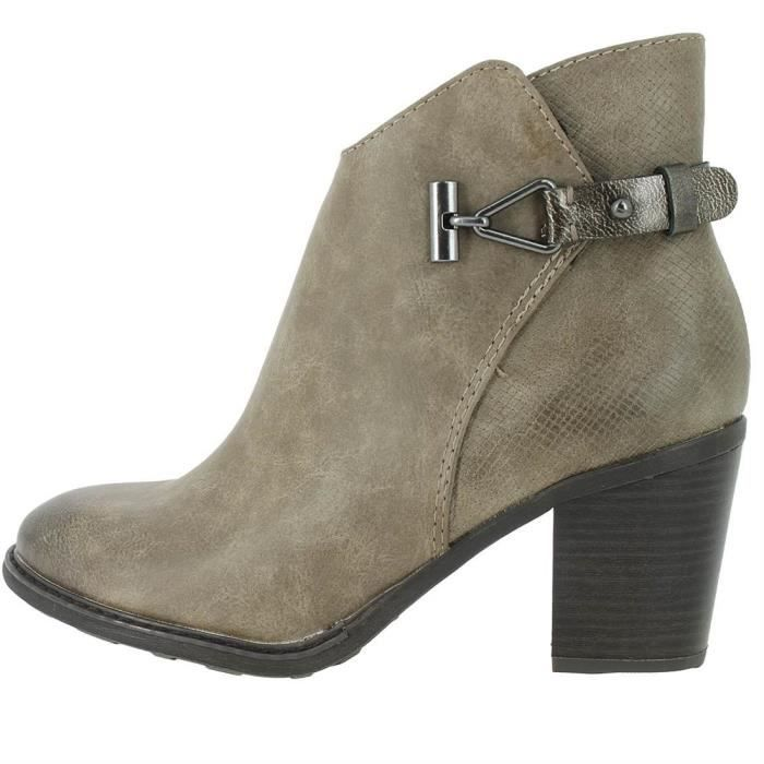 bottines / low boots 25317 femme marco tozzi 25317