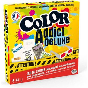 CARTAMUNDI Jeu Color Addict Deluxe