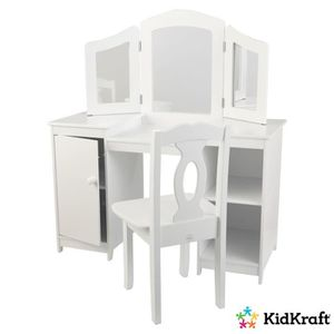 Coiffeuse et Chaise Deluxe KidKraft