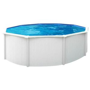 PISCINE Kit piscine métal hors sol SAPHIR - PI8710-1 - 4.6