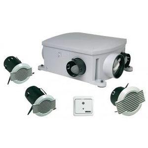 VMC - ACCESSOIRES VMC VMC Simple Flux Autoréglable Compact (extra-plat…