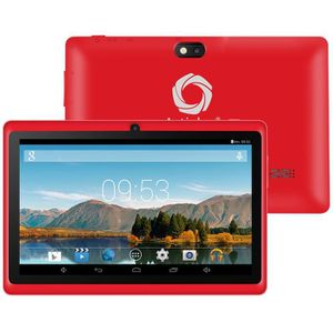 "TABLETTE TACTILE Artizlee Tablette Tactile ATL-16 7"" 8Go Rouge"