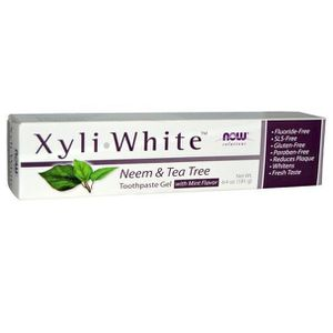 DENTIFRICE XyliWhite dentifrice Neem & Tea Tree (181 g) - Now