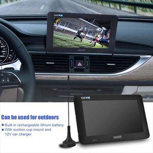 Téléviseur LCD INGSHOP© 9 Pouces DVB-T-T2 16: 9 HD Numérique Anal