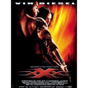 AFFICHE - POSTER XXX - 2002 - Vin Diesel, Samuel L. Jackson - 40x56