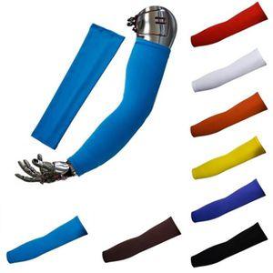 2 Paires UV Protection Cooler Bras Manches Manchette Couverture pour Vélo