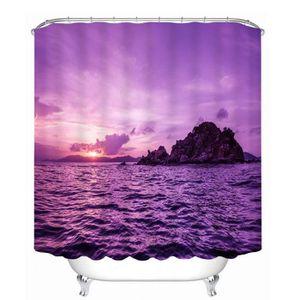 DESSERTE SALLE DE BAIN Tissu imperméable en polyester Divers Pattern & 12