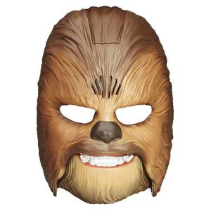masque dcor visage masque lectronique chewbacca star wars episode - Masque Star Wars Fabriquer