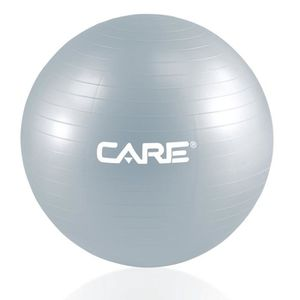BALLON SUISSE-GYM BALL CARE Gym-Ball 55cm Anti-eclatement avec Pompe