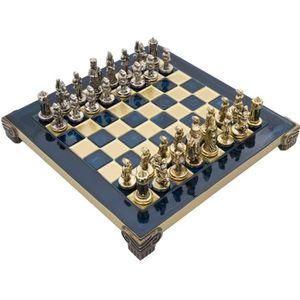JEU SOCIÉTÉ - PLATEAU Le jeu d'échecs Empire byzantin de Manopoulos avec