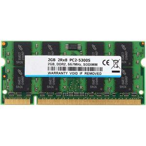 4GB PC2-6400s DDR2-800MHz 2Rx8 Non-ECC Samsung M470T5663EH3-CF7 2x2GB