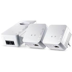 COURANT PORTEUR - CPL Devolo dLAN 550 WiFi 500 Mbit-s Ethernet-LAN Blanc