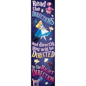 STORE - STORE BANNE  Eureka Walt Disney Vertical Classroom Banner, All