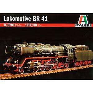 VOITURE À CONSTRUIRE Locomotive BR41