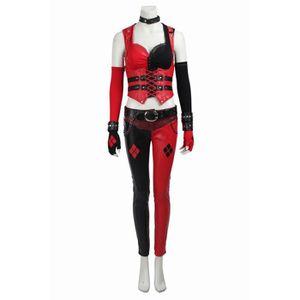 DÉGUISEMENT - PANOPLIE Déguisement Harley Quinn Costume pour Batman Arkha