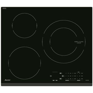 PLAQUE INDUCTION SAUTER Table de cuisson induction SPI4360B - 3 foy