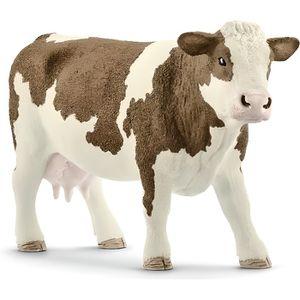 FIGURINE - PERSONNAGE Schleich Figurine 13801 - Animal de la ferme - Vac