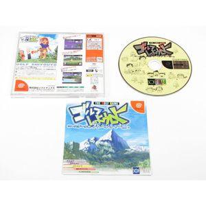 JEU DREAMCAST Produit d'occasion - Golf Shiyouyo (Version jap…