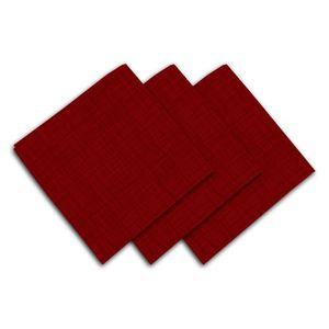 NAPPE DE TABLE SOLEIL D'OCRE Lot de 3 serviettes de table - Galax