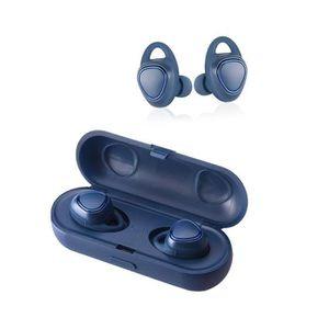 CASQUE AVEC MICROPHONE TEMPSA Ecouteurs bluetooth 5.0 Sans Fil Sport 60mA