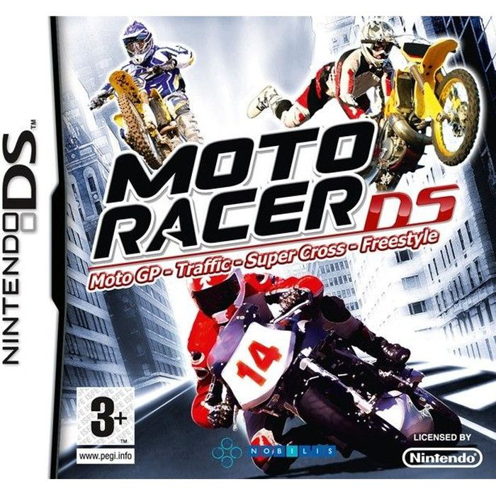 moto racer jeu console nintendo ds achat vente jeu ds dsi moto racer nds cdiscount. Black Bedroom Furniture Sets. Home Design Ideas