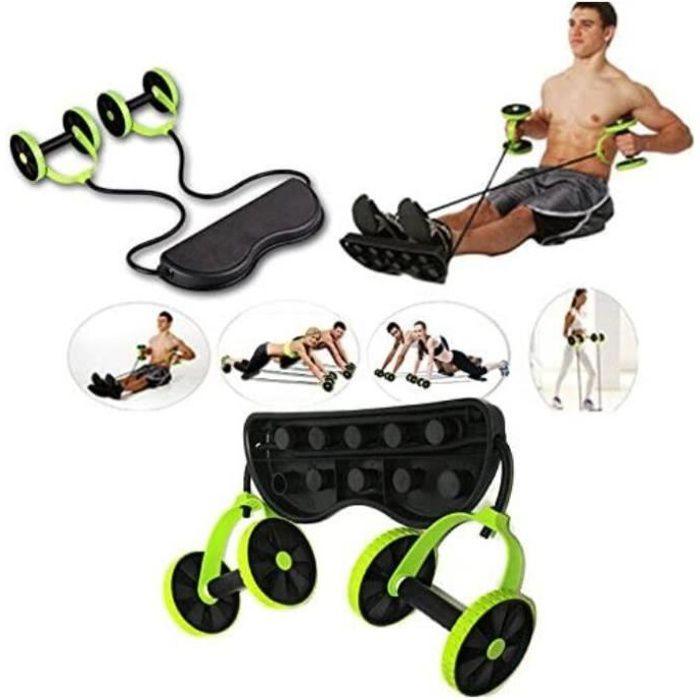 Appareil pour abdominaux,Fitness Musculation Mixte Equipement Complet,pour Abdominaux fessiers Cuisses Bras