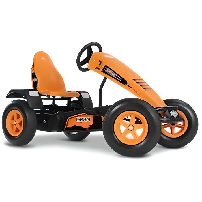 Kart à pédales BERG X-Cross BFR orange