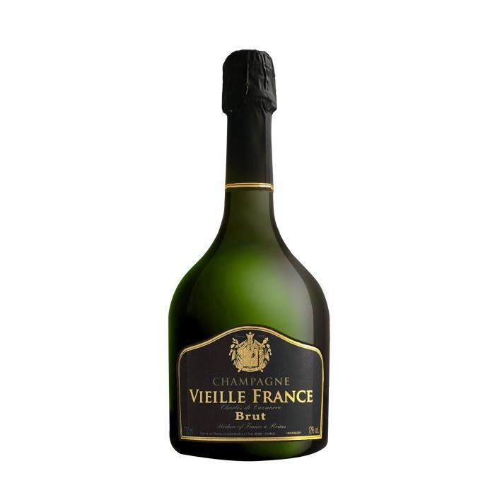 Champagne Vieille France Brut - 75 cl