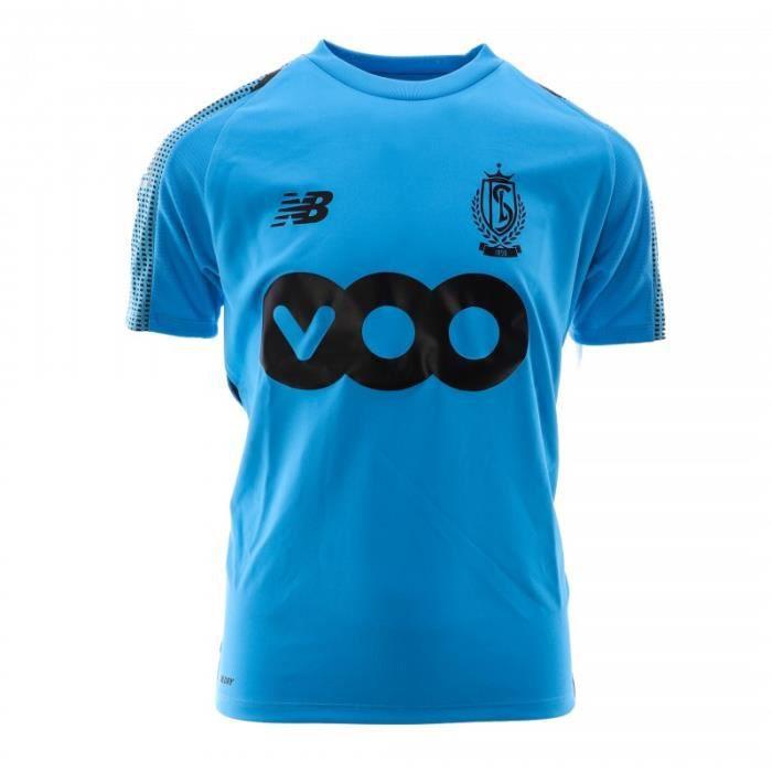 Standard de Liège Maillot Foot Bleu Garçon New Balance