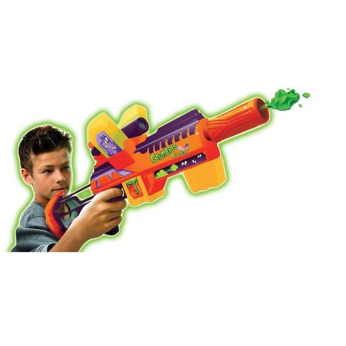 LES CRADINGUES - Fusil à Slime - Splash Toys
