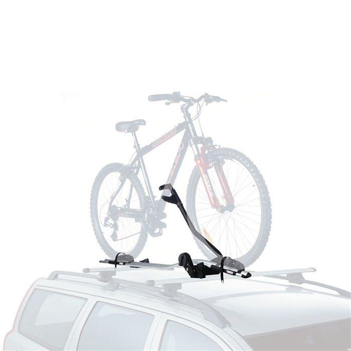 THULE Porte-vélos ProRide 591 - L 145 cm - Gris et noir