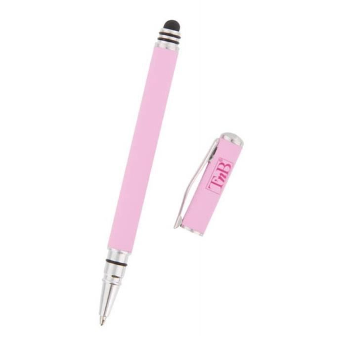 T'nB - HAPPY 2 - Stylet stylo - Rose - STYLAPY2PK