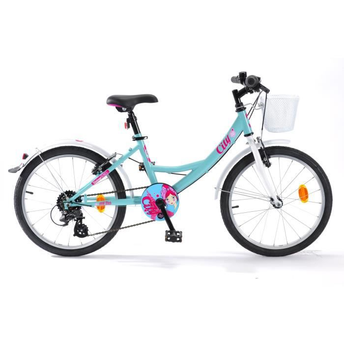 MICMO Vélo Fille 20\