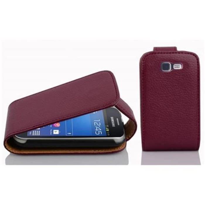Cadorabo Coque Samsung Galaxy TREND LITE < GT-S739