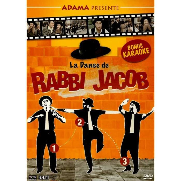 dvd films blu ray la danse de rabbi jacob f  auc