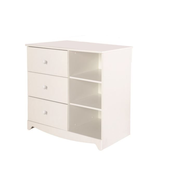 Commode langer stockholm candide achat vente table langer commode l - Commode a langer cdiscount ...