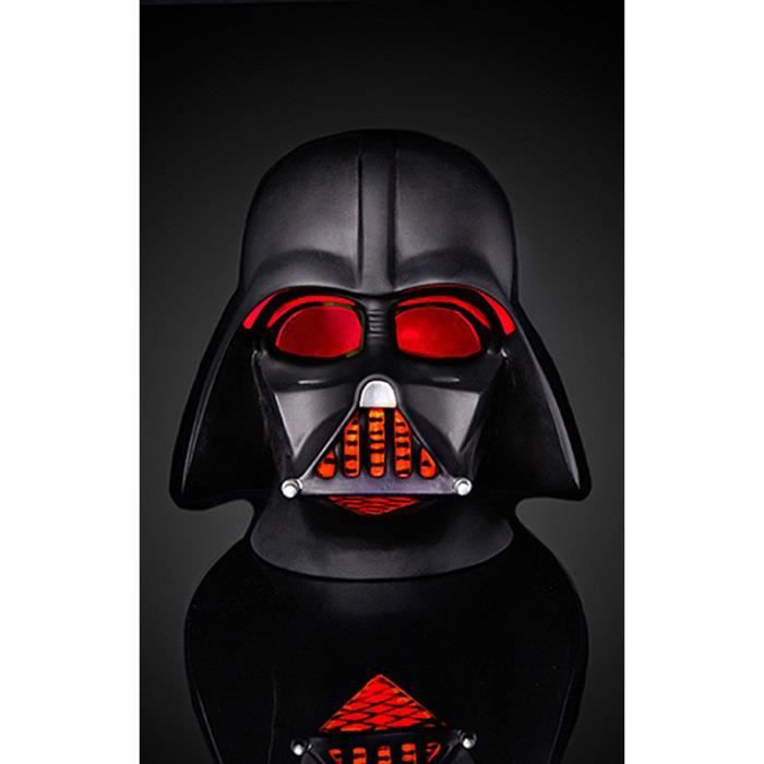 lampe veilleuse star wars 3d mood light dark vador grand format achat vente lampe veilleuse. Black Bedroom Furniture Sets. Home Design Ideas