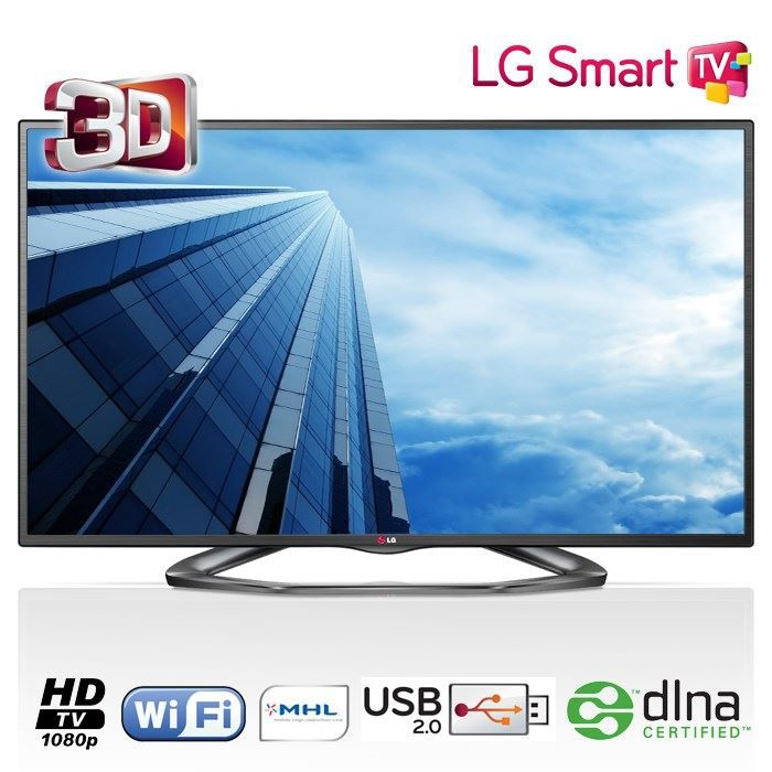 lg 60la620s smart tv 3d 152 cm t l viseur led avis et prix pas cher cdiscount. Black Bedroom Furniture Sets. Home Design Ideas