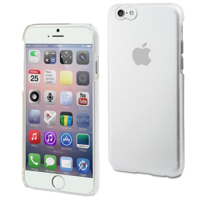 coque iphone transparente 6
