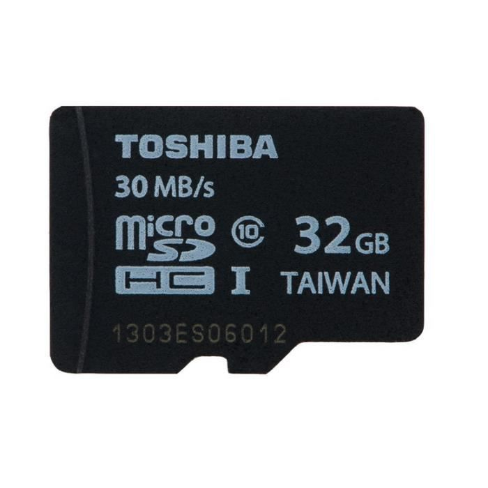 toshiba 32go micro sd sdhc uhs i class 10 achat vente carte m moire cdiscount. Black Bedroom Furniture Sets. Home Design Ideas