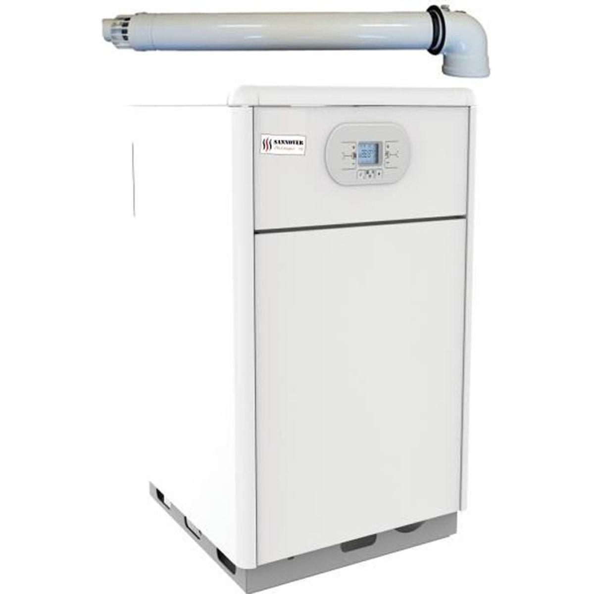 Chaudière Gaz Sol Condensation SunCondens Sannover 10 kW Chauffage Seul