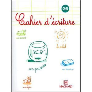 Cahier Exercice Grande Section Achat Vente Pas Cher